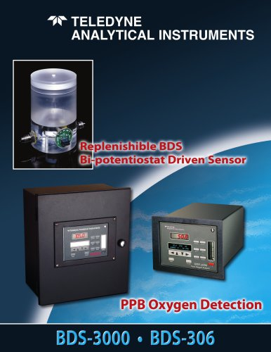 BDS Series of PPB Trace Oxygen Analyzers