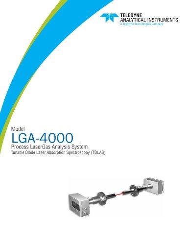 LGA-4000 Process LaserGas Analysis System
