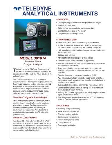 MODEL 3010TA