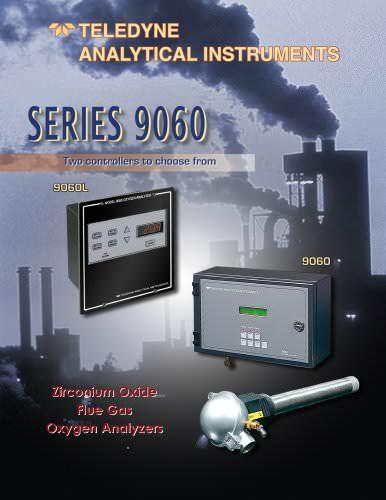 Series 9060 Zirconium Oxide Flue Gas Analyzers