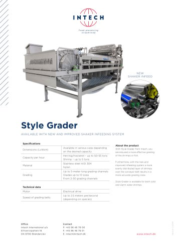 Style Grader