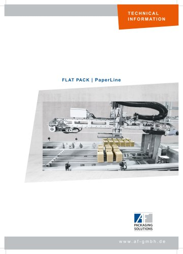 FLAT PACK | PaperLine