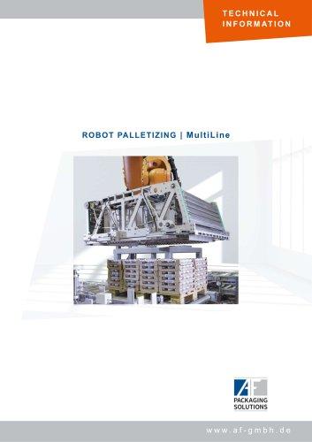 ROBOT PALLETINZING