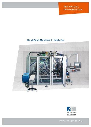 StickPack Machine | FlexLine