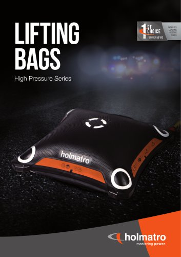 Brochure Lifting Bags