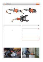 Holmatro Industrial Cutting Tools - 14