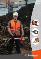 Holmatro Industrial Cutting Tools