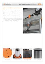 Multi purpose cylinders - spring return - 5