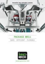 inno-tech Verpackungsmaschinen GmbH – Brochure