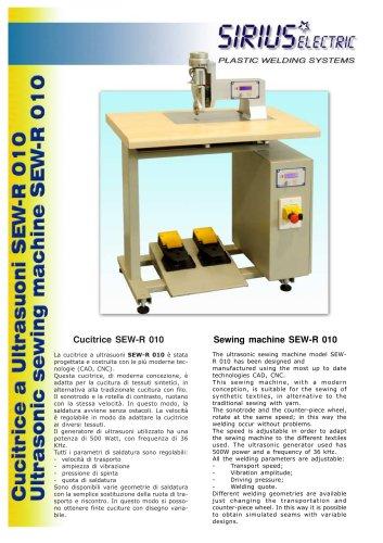 Brochure-ultrasuoni-Saldatrice SEW-R 010