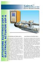 ELECTRICAL ACTUATOR USP-A