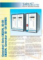 ULTRASONIC GENERATOR DIGITAL SE SERIES