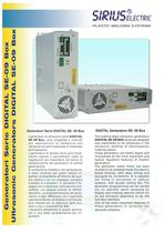ULTRASONIC GENERATORS DIGITAL SE-09 - BOX