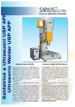 Ultrasonic Welder USP APP