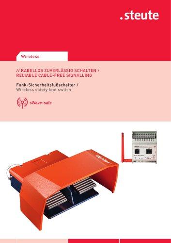 SAFE WIRELESS SYSTEM SWAVE®-SAFE