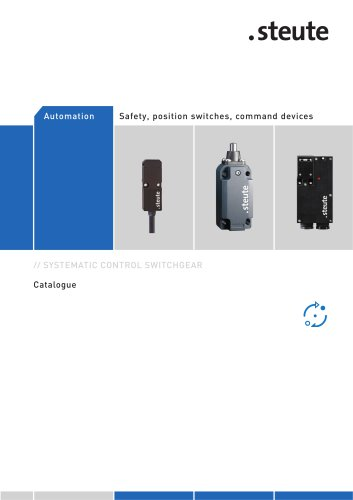 Safety switches / Position switches / Command devices