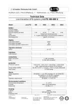 pro LITE 400 - 800 U - 2