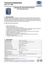UCC-TEC 450 - 1