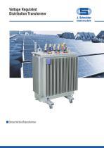 Voltage Regulated Distribution Transformer - 1