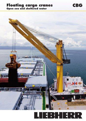 Liebherr Floating Cranes CBG 300/350