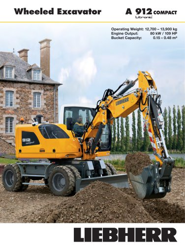 Product Brochure A 912 Compact