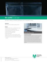 MS soniPAC CS 2000 / 4000i