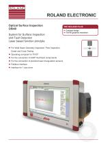 OSI40 - Optical Surface Inspection
