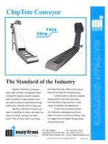 ChipTote Conveyor - 1