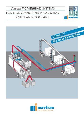 Viavent Overead Pump System