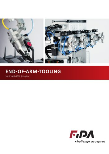 FIPA Robotic End-of-Arm-Tooling-Catalog