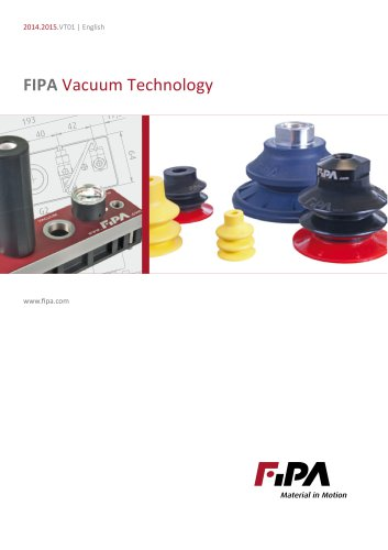 FIPA Vacuum Technology