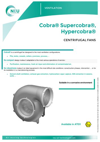 COBRA® SERIES