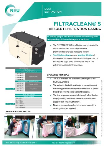 FILTRACLEAN S