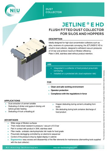 JETLINE® E HD