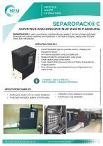 SEPAROPACK C