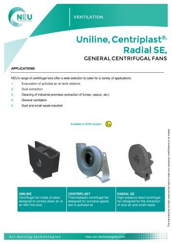 Uniline - Centriplast - Radial