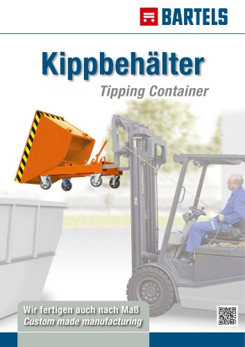 Tippingcontainer