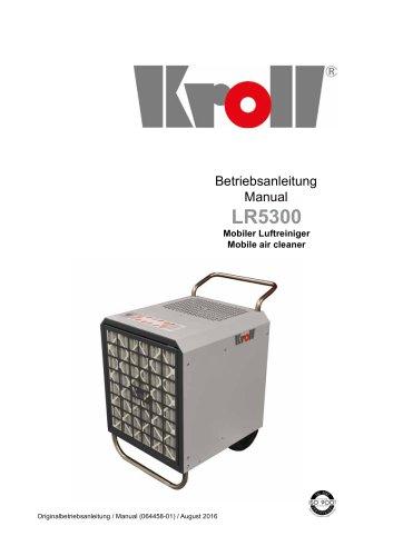 Air cleaner LR5300