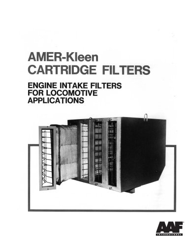 AmerKleen Cartridge