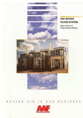 ASC Intake System