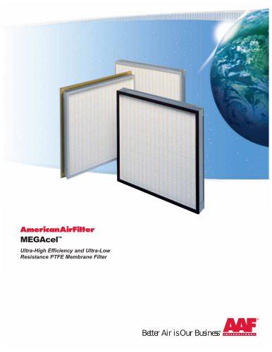 MEGAcel ULPA Filter