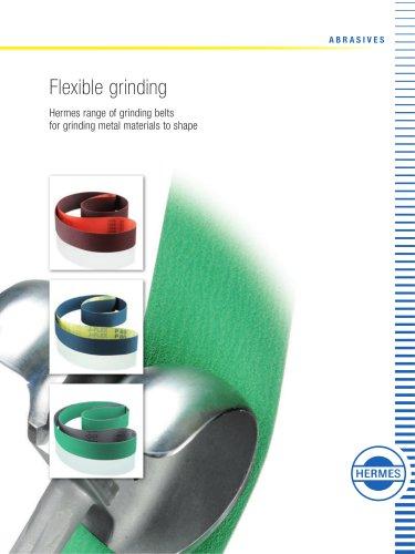Flexible grinding