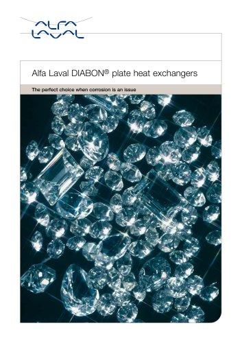 Alfa Laval DIABON® plate heat exchangers
