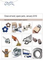 Close at hand, spare parts, January 2016