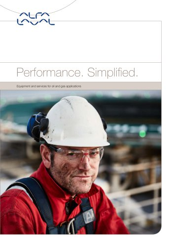 Equipment and services for oil and gas applications