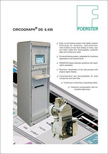 CIRCOGRAPH DS leaflet