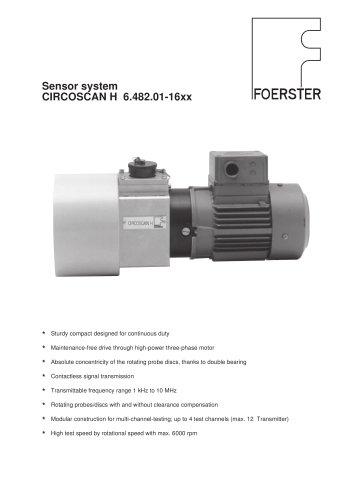 CIRCOGRAPH sensor system leaflet