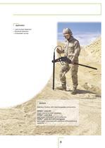 Landmine and UXO detection brochure - 3