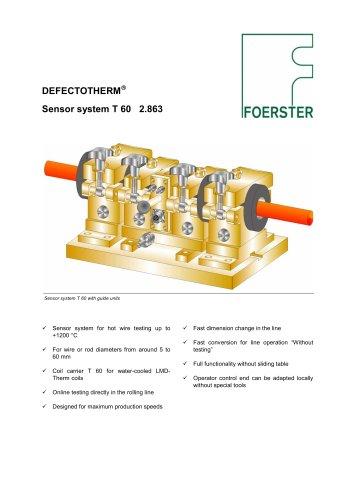 Sensor system T leaflet