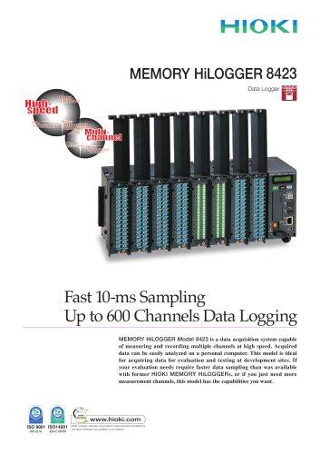 HIOKI 8423 MEMORY HiLOGGER Series